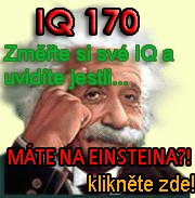 M�te na Einsteina?!